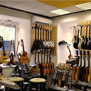 Музыкальные магазины Юхнова
