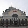 Железнодорожные вокзалы в Юхнове
