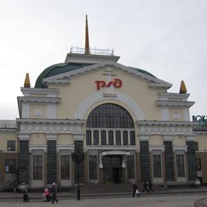 Железнодорожные вокзалы Юхнова